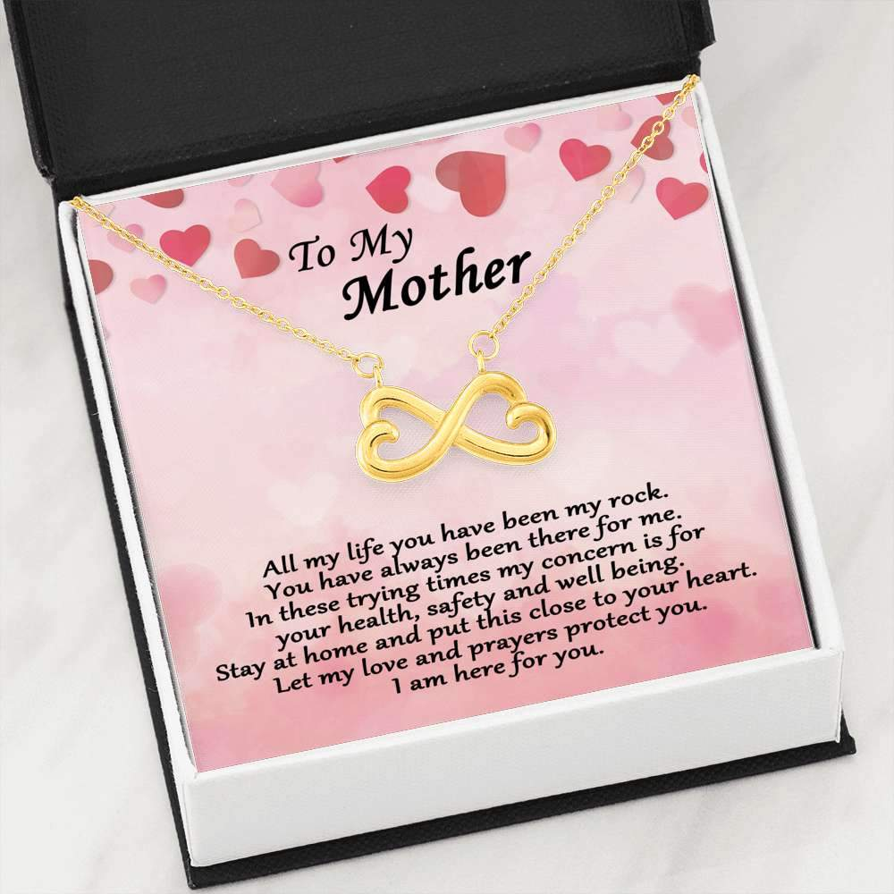 Infinity Heart - Mother's Gift