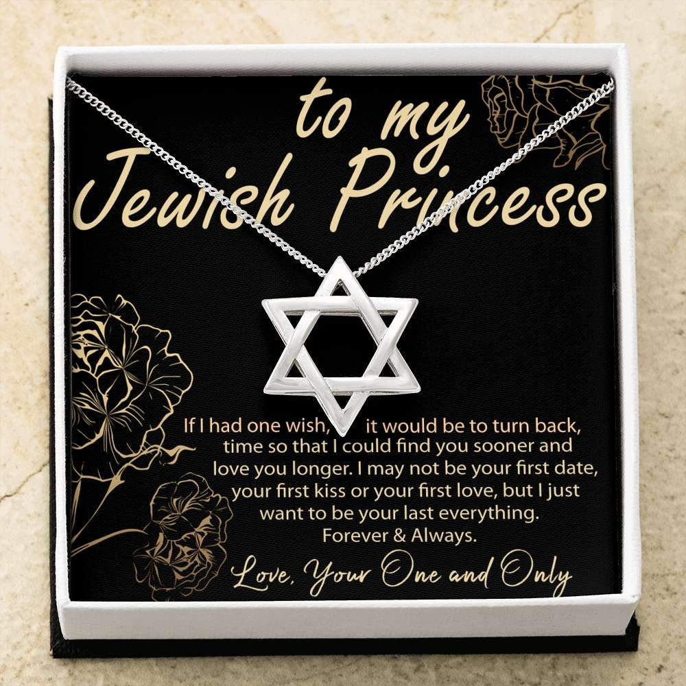 Jewish Princess Valentine - Gift Box and Card Included
