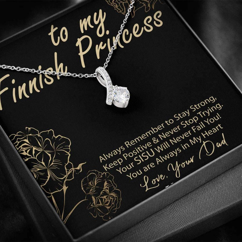 Finnish Princess Gift from Father to Daughter