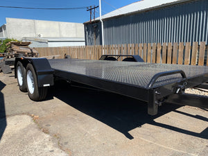 Car Trailers Tandem Axle Custom Aussie Built 3000kg/3500kg from*