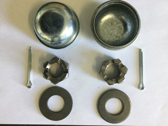 Axle Nut Kit Suit 2T
