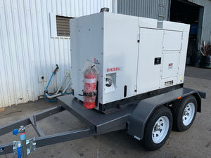 Generator Machinery Plant Trailer from*