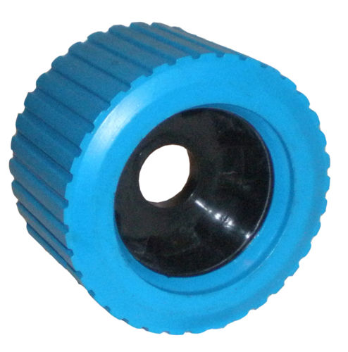 """3"""" Cotton Reel Boat Roller With End Caps"""