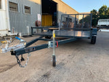 ZeroTurn Mower Trailer from
