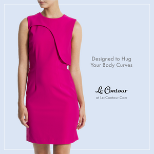 Enhance Your Body Shape with Smart Casual Yet Classy Dress Styles
