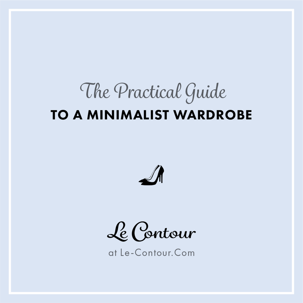 Upgrade Your Wardrobe with This Practical Minimalism Guide