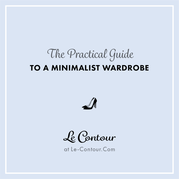 Upgrade Your Wardrobe with This Practical Minimalist Guide
