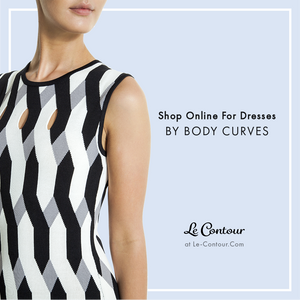 Learn to Shop Online For Dresses Based on Your Body Curves