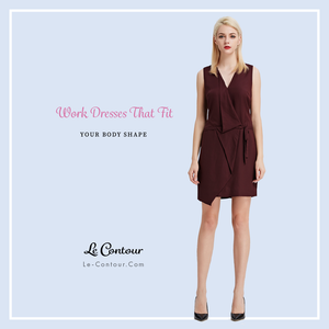 Start Shopping Online For Work Dresses That Fit Your Body Shape