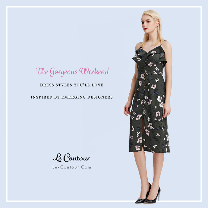 Does Your Wardrobe Has These Gorgeous Weekend Dress Styles