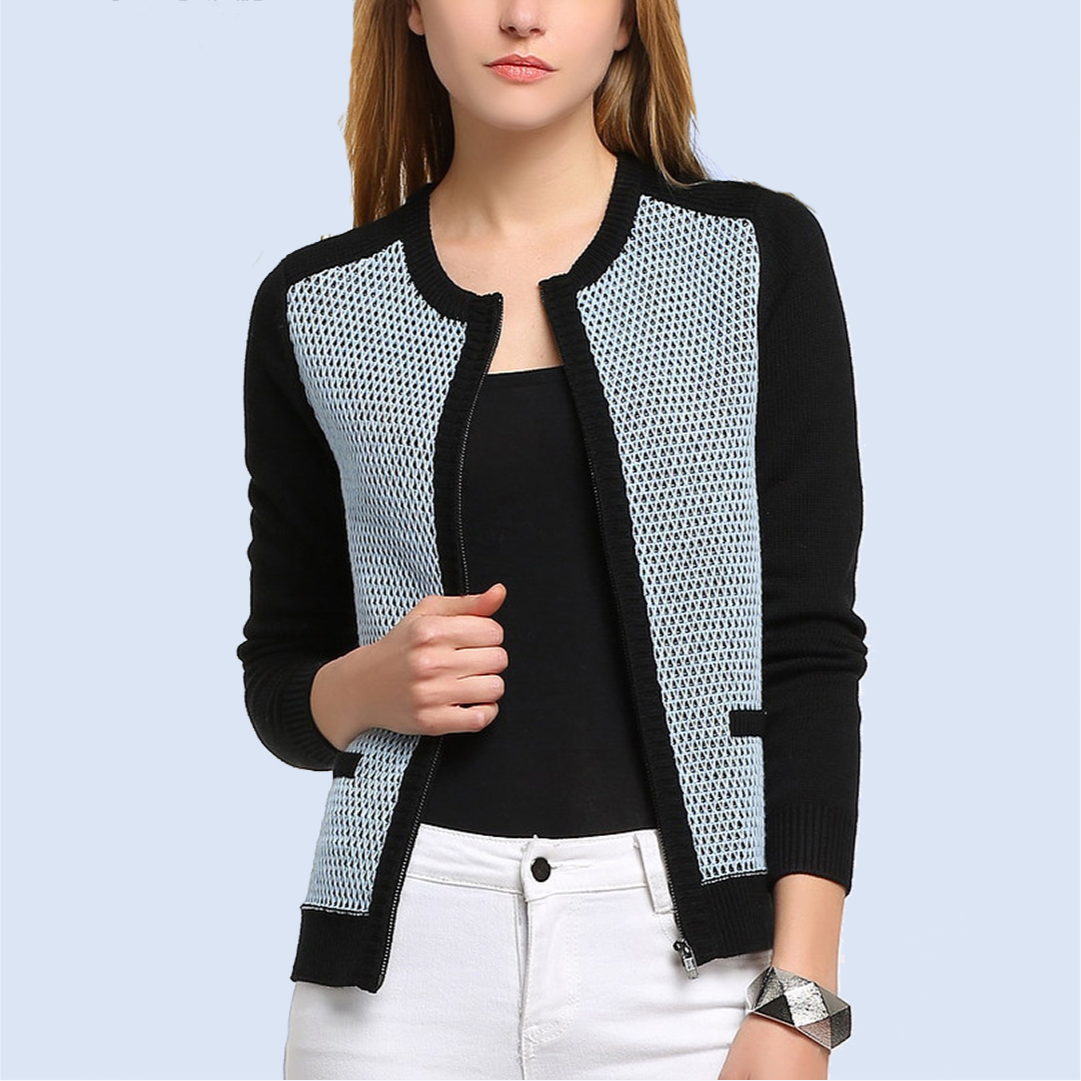 Knit-Jacket-Ladies-Office-Wear-Singapore