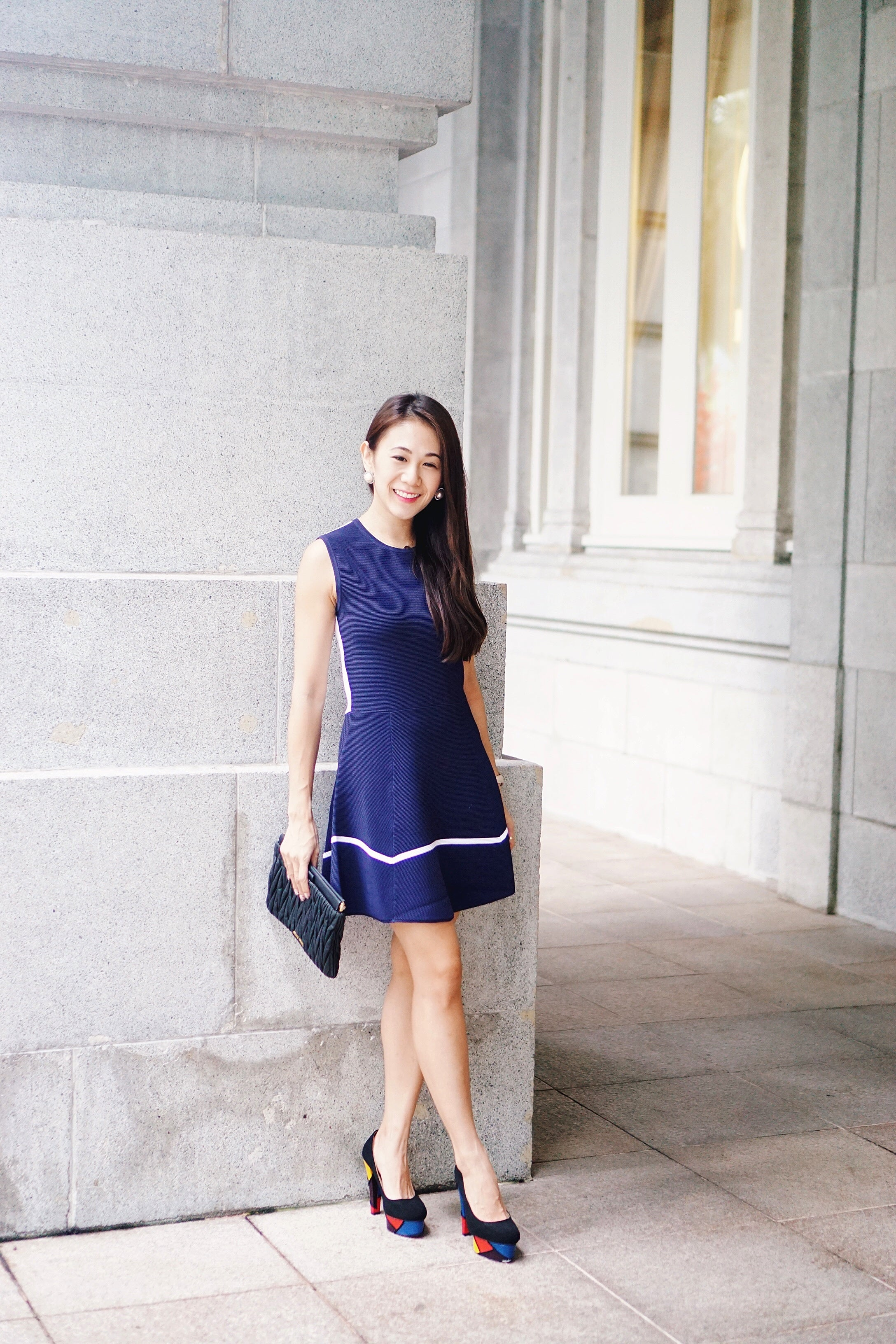 A-Line-Dress-Online-Shopping-Singapore
