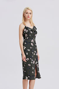 Strappy-Midi-Floral-Print-Dress-Side