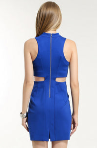Pencil-Cut-Out-Dress-in-Blue-Back
