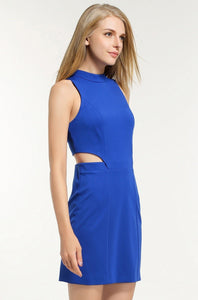 Pencil-Cut-Out-Dress-in-Blue-Side