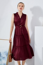 Load image into Gallery viewer, Nala-Sleeveless-Midi-Dress-Main