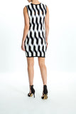 CABLE-PATTERN-BODYCON-DRESS-Back