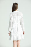 Sabrina-Embroidered-Short-Dress-White-Back