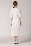 Elanor-Embroidery-Midi-Dress-White-Back