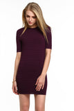 RIBBED-BODYCON-DRESS-RED-WINE