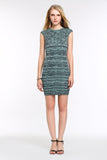 Stretch-Knit-Sleeveless-Bodycon-Dress-Dark-Green-Full