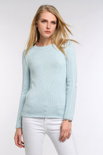 Load image into Gallery viewer, PASTEL-KNIT-SWEATER-LIGHT-BLUE-MAIN
