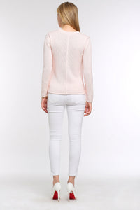 PASTEL-KNIT-SWEATER-LIGHT-PINK-BACK