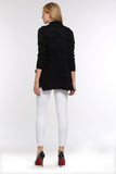MULTI-PATTERN-OPEN-FRONT-KNIT-SWEATER-BLACK-BACK