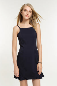 Sleeveless-Flare-Dress-Royal-Blue
