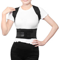 Adjustable Magnetic Back Support Belt