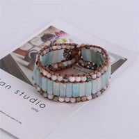 Amazonite Manifestation Bracelet