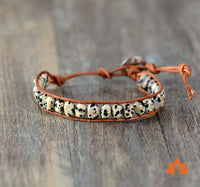 Jasper Friendship Bracelet