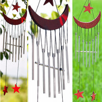 Moon And Stars Wind Chime