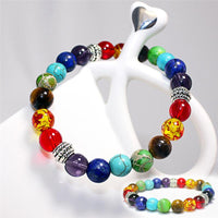 Multi-Colored Chakra Bracelet