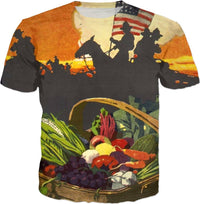 T-Shirts - Food Is Ammunition