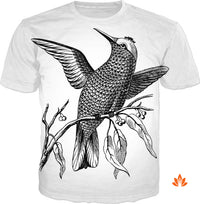 T-Shirts - Mythical Bird