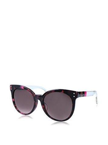 Fendi Fuchsia Havana Brown Shade Sunglasses - KartCraver
