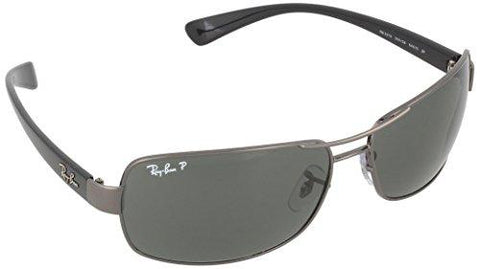 Ray-Ban RB3379 Double Bridge Wrap Sunglasses - KartCraver