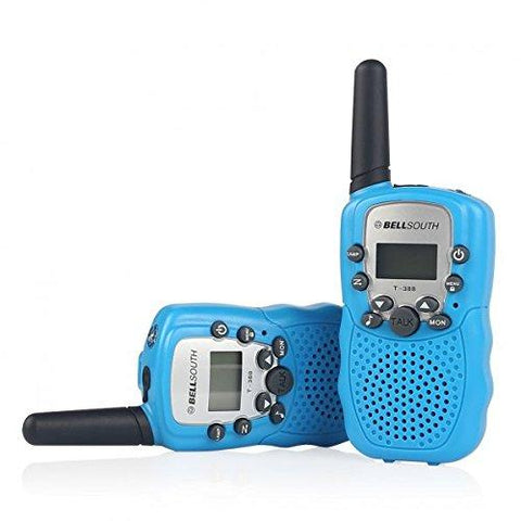 BELLSOUTH T388 2 Piece T-388 3-5KM 22 FRS and GMRS UHF Radio for Child - KartCraver