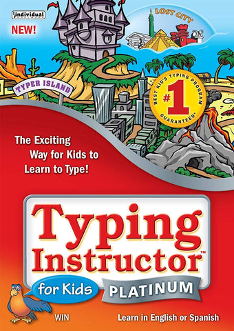 Typing Instructor for Kids Platinum 5 - KartCraver