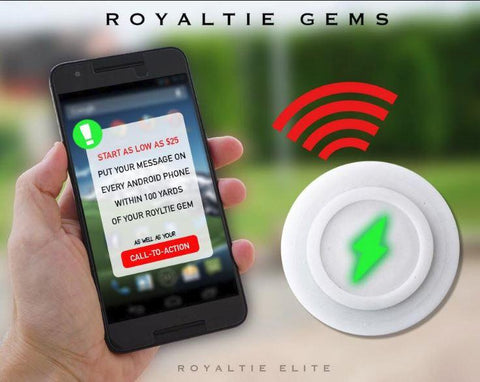 "New Marketing Technology ""ROYALTIE GEM"" - KartCraver"