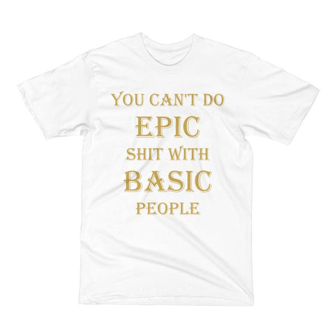 """EPIC"" Men's Short Sleeve T-Shirt - Various Colors - KartCraver"