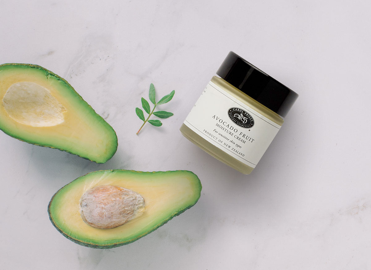 Carol Priest Avocado Fruit Moisture Cream