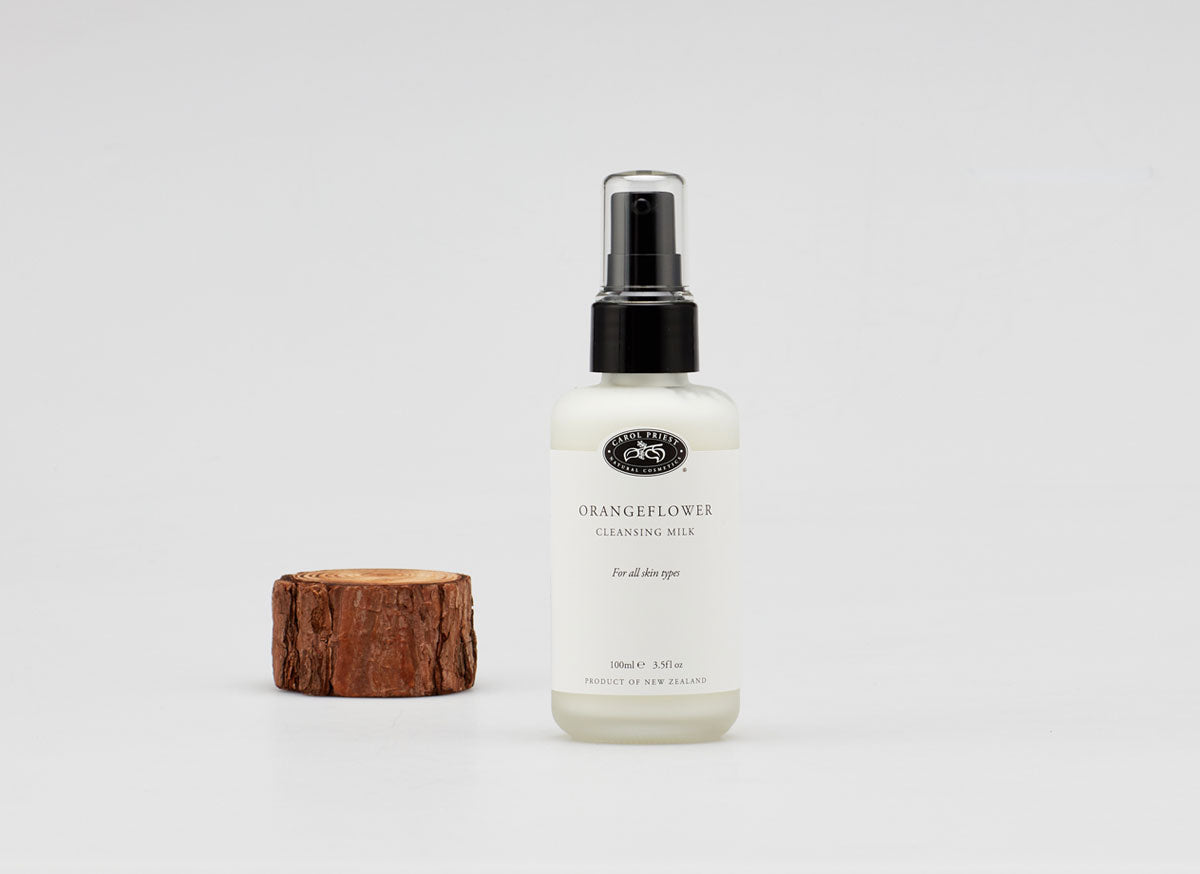 Carol Priest Orangeflower Cleansing Milk