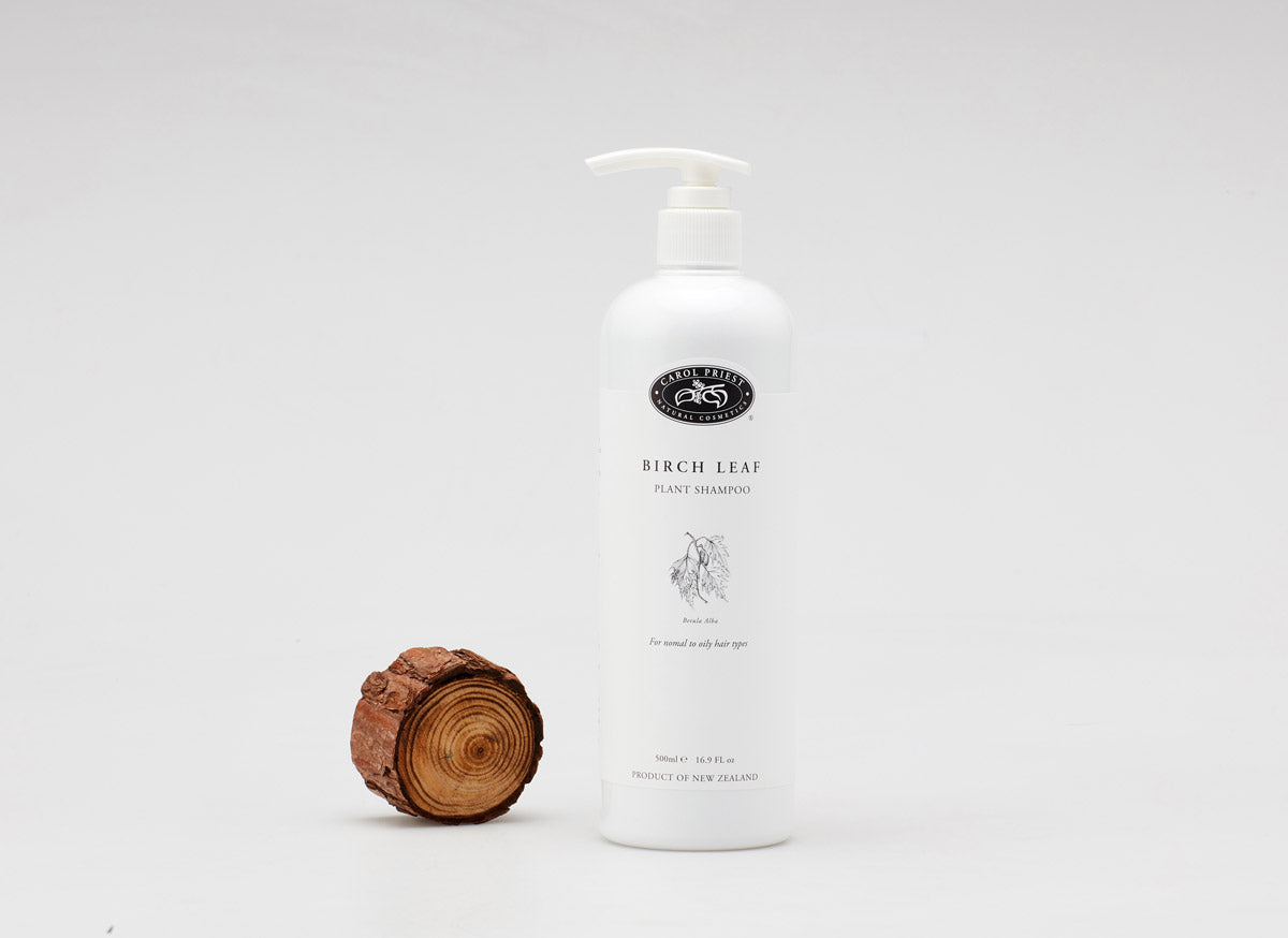 Carol Priest Birch Leaf Shampoo