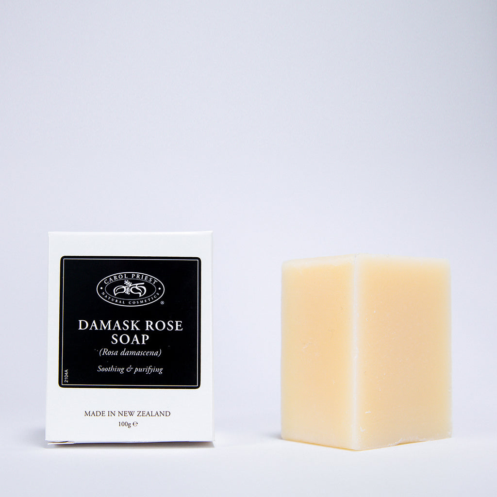 Carol Priest Damask Rose Soap