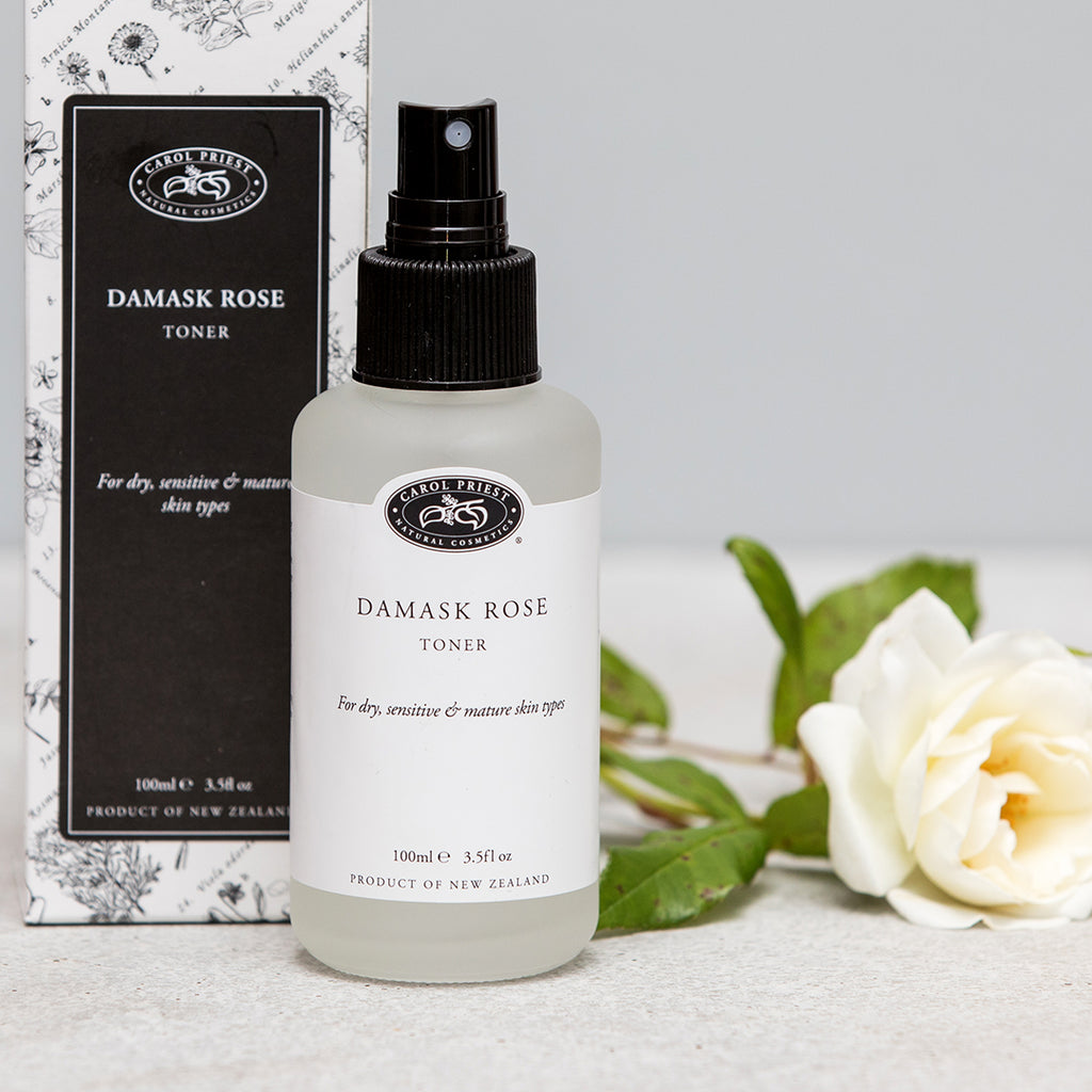 Carol Priest Damask Rose Toner