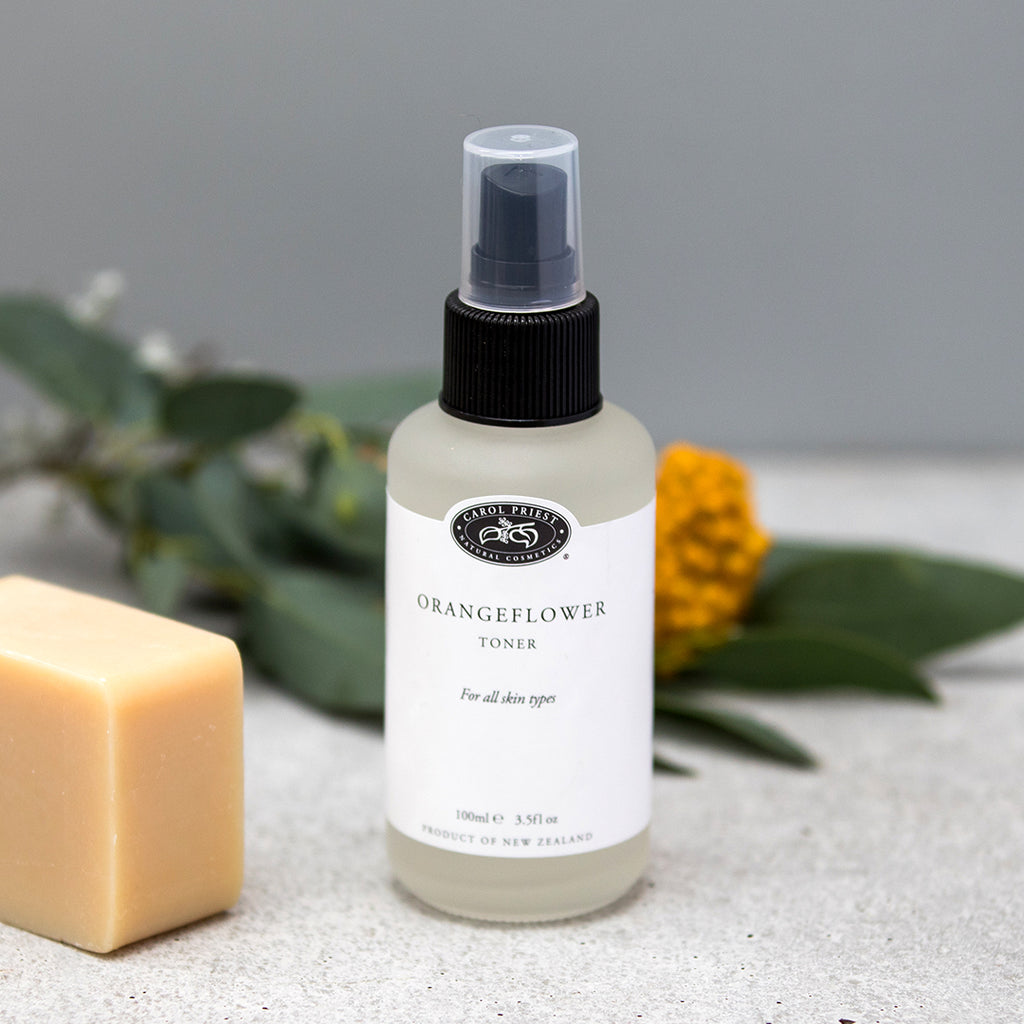 Orangeflower Toner for all skin types