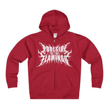 Splatter - Heavyweight Fleece Zip Hoodie