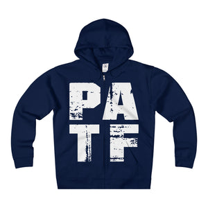 PATF - Heavyweight Fleece Zip Hoodie